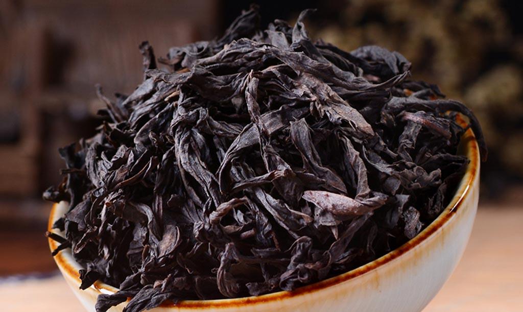 Wuyi Da Hong Pao Oolong Tea