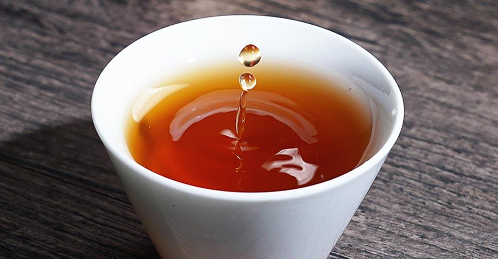 Wuyi Rock Oolong Tea